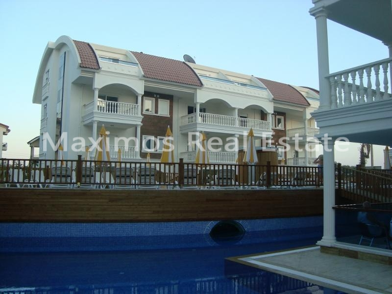 Modern And Luxury Holiday Property For Sale In Side Turkey photos #1