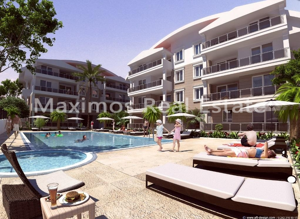 Buy Flat In Side Suburb Of Antalya For Vacation And Investment photos #1