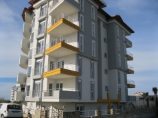 Alanya sea view property