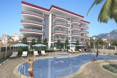 Purchase apartment Alanya