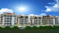Apartments in Antalya with credit from construction company thumb #1