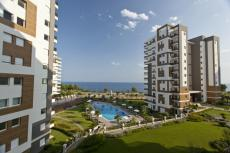 Luxury apartments with seaview Antalya thumb #1