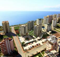 Luxury apartments with seaview Antalya