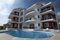 Apartments with swimming pool Belek