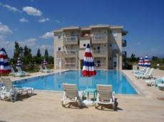 Apartments near the river in Belek