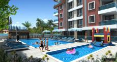 Cheap Apartments in Antalya, Konyalti for sale