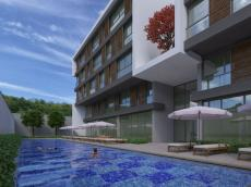 Real estate project in Antalya