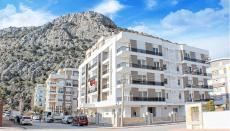Beautiful Apartments For Sale With Mountain View In Antalya Konyaalti