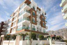Ready To Move In Apartments In Antalya Close To The Sea