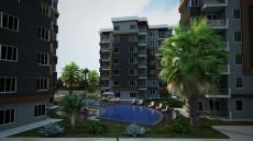 Cheap Forest View Antalya Apartments For Sale