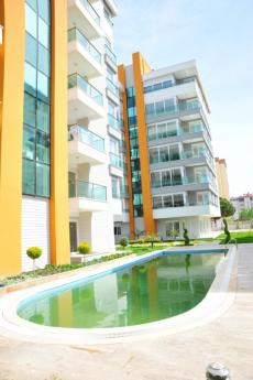 Buy apartment in Antalya city center