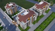 Apartment Antalya from trustable construction company thumb #1