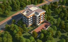 Modern Apartments For Sale With Mountain View Antalya Konyaalti  thumb #1