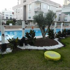 Modern Residence Property Located In Antalya Lara Region For Sale