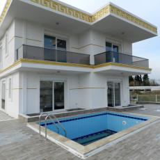 Newly Built Antalya Lara Modern House For Sale