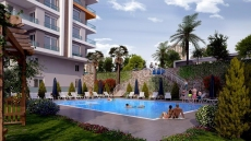 Affordable and luxury flat Antalya