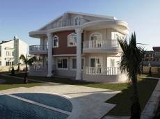 Semi-Detached Villa In Belek For Sale With 50% Less Price thumb #1