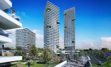 Istanbul luxury apartments in towers for sale thumb #1