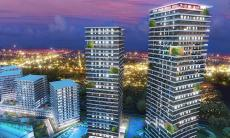 Istanbul luxury apartments in towers for sale