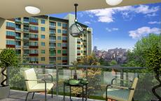 Istanbul City Center Apartments | Istanbul Apartment for Sale