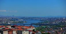Sea view property Istanbul