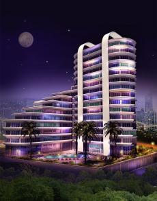 Istanbul Apartments with 5 Star Hotel Concept by Maximos thumb #1