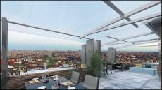 Sea view property downtown Istanbul