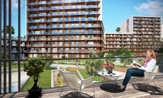 Investment Apartments for sale in Bayrampasa, Istanbul