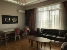 7-Star Hotel Concept Apartments In Bahcesehir