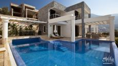 Beautiful Real Estate Villa With A Direct Sea View In Turkey thumb #1
