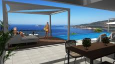 Villa with sea view Kalkan Turkey
