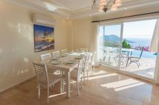Furnished luxury villa sea view Kalkan Turkey thumb #1