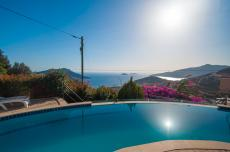 Furnished luxury villa sea view Kalkan Turkey