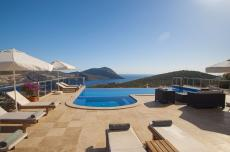 Ultra luxury villa with infinity pool Kalkan Turkey