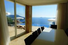 Luxury villa Kalkan Turkey for sale