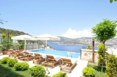 Villa With Stunning Sea View And Nature View For Sale In Kalkan