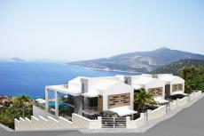 Seaview Turkish House For Sale In Kalkan Turkey