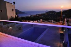 Magnificent Villa With Sea View For Sale In Kalkan Turkey thumb #1
