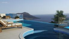 Seaview Turkish Villa For Sale In Turkey Kalkan  thumb #1