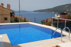 Beautiful villa for with sea view Turkey thumb #1