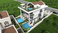 Exclusive sea view house for sale Kalkan thumb #1
