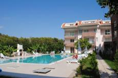 Flat In Kemer In A Luxury Compound With Swimming Pool