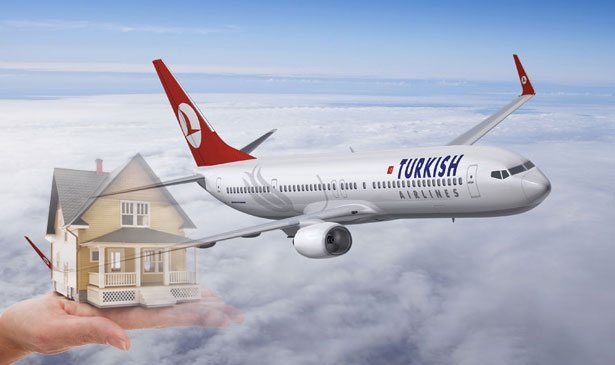 A new real estate investment firm launched by Turkish Airlines